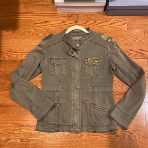 Boutique utility jacket